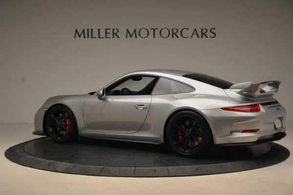 Used 2015 Porsche 911 GT3 for sale Sold at Aston Martin of Greenwich in Greenwich CT 06830 4