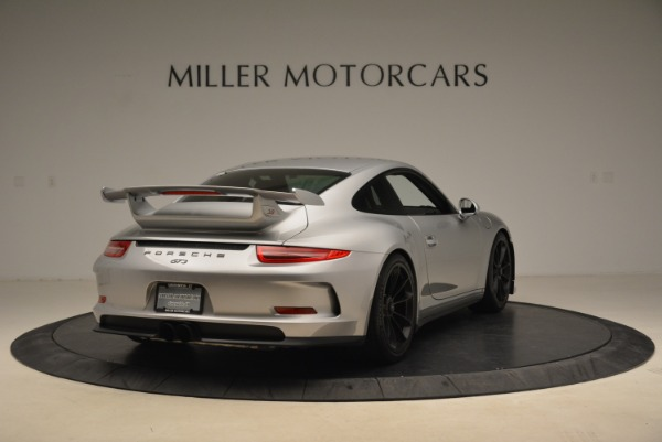Used 2015 Porsche 911 GT3 for sale Sold at Aston Martin of Greenwich in Greenwich CT 06830 7