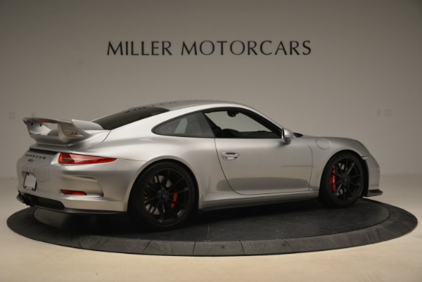 Used 2015 Porsche 911 GT3 for sale Sold at Aston Martin of Greenwich in Greenwich CT 06830 8