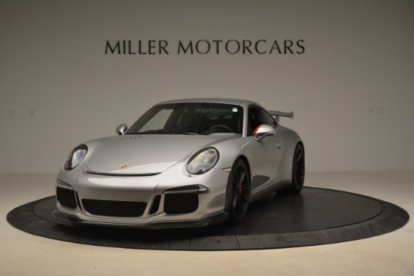 Used 2015 Porsche 911 GT3 for sale Sold at Aston Martin of Greenwich in Greenwich CT 06830 1