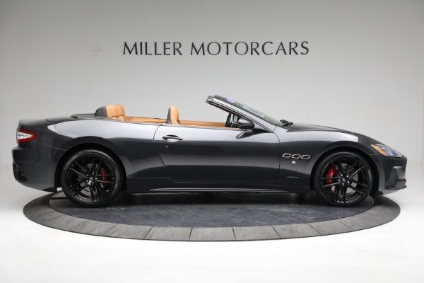 New 2018 Maserati GranTurismo Sport Convertible for sale Sold at Aston Martin of Greenwich in Greenwich CT 06830 17