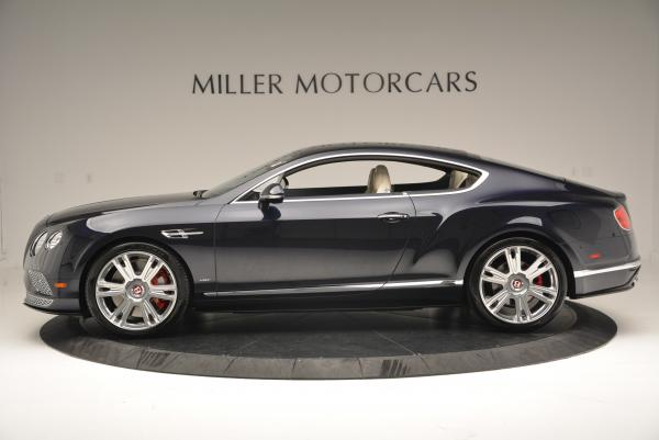 Used 2016 Bentley Continental GT V8 S for sale Sold at Aston Martin of Greenwich in Greenwich CT 06830 3