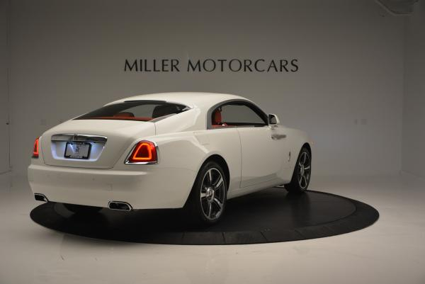 New 2016 Rolls-Royce Wraith for sale Sold at Aston Martin of Greenwich in Greenwich CT 06830 7