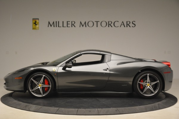 Used 2013 Ferrari 458 Spider for sale Sold at Aston Martin of Greenwich in Greenwich CT 06830 15