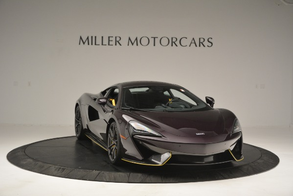 Used 2018 McLaren 570S for sale Sold at Aston Martin of Greenwich in Greenwich CT 06830 11