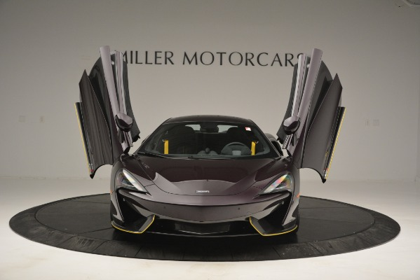 Used 2018 McLaren 570S for sale Sold at Aston Martin of Greenwich in Greenwich CT 06830 13