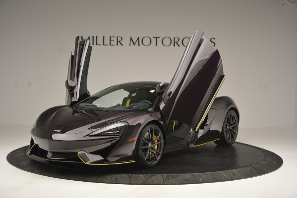 Used 2018 McLaren 570S for sale Sold at Aston Martin of Greenwich in Greenwich CT 06830 14