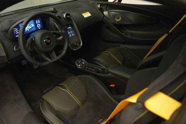 Used 2018 McLaren 570S for sale Sold at Aston Martin of Greenwich in Greenwich CT 06830 15