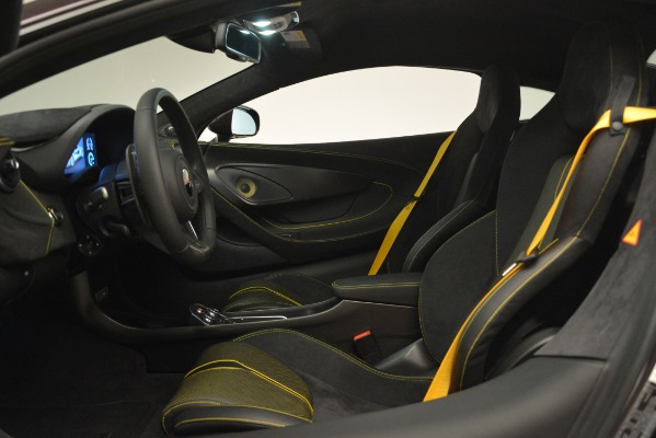 Used 2018 McLaren 570S for sale Sold at Aston Martin of Greenwich in Greenwich CT 06830 16