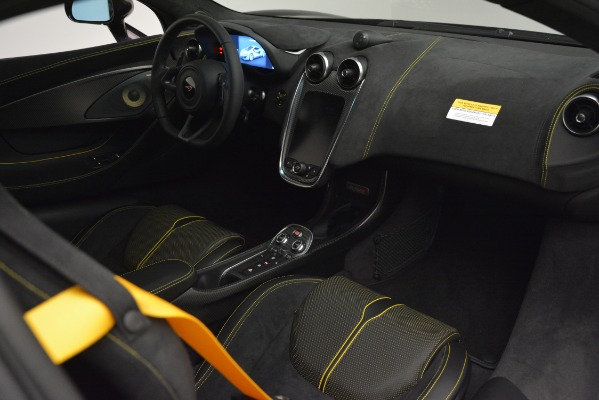 Used 2018 McLaren 570S for sale Sold at Aston Martin of Greenwich in Greenwich CT 06830 18