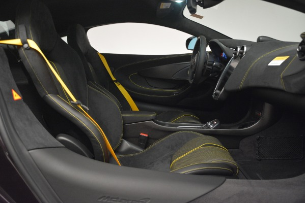 Used 2018 McLaren 570S for sale Sold at Aston Martin of Greenwich in Greenwich CT 06830 19