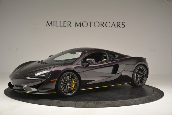 Used 2018 McLaren 570S for sale Sold at Aston Martin of Greenwich in Greenwich CT 06830 2
