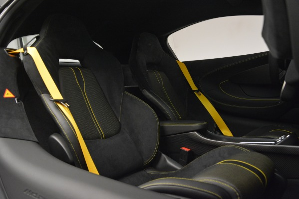 Used 2018 McLaren 570S for sale Sold at Aston Martin of Greenwich in Greenwich CT 06830 20