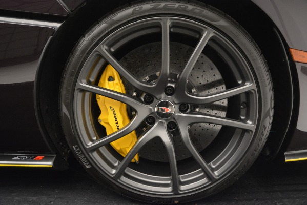 Used 2018 McLaren 570S for sale Sold at Aston Martin of Greenwich in Greenwich CT 06830 21