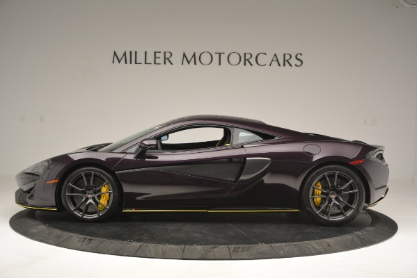 Used 2018 McLaren 570S for sale Sold at Aston Martin of Greenwich in Greenwich CT 06830 3