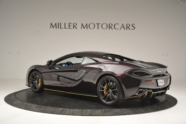 Used 2018 McLaren 570S for sale Sold at Aston Martin of Greenwich in Greenwich CT 06830 4