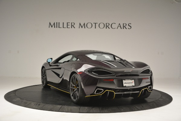 Used 2018 McLaren 570S for sale Sold at Aston Martin of Greenwich in Greenwich CT 06830 5