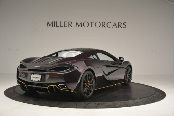 Used 2018 McLaren 570S for sale Sold at Aston Martin of Greenwich in Greenwich CT 06830 7