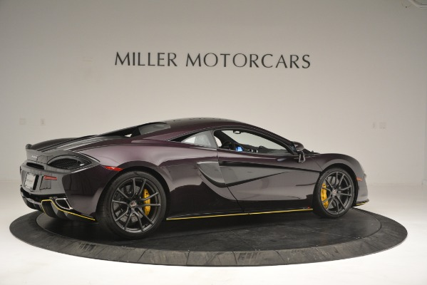 Used 2018 McLaren 570S for sale Sold at Aston Martin of Greenwich in Greenwich CT 06830 8