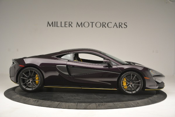 Used 2018 McLaren 570S for sale Sold at Aston Martin of Greenwich in Greenwich CT 06830 9