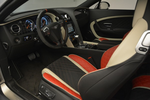 Used 2017 Bentley Continental GT Supersports for sale Sold at Aston Martin of Greenwich in Greenwich CT 06830 19