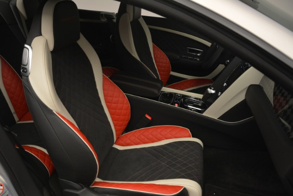 Used 2017 Bentley Continental GT Supersports for sale Sold at Aston Martin of Greenwich in Greenwich CT 06830 28