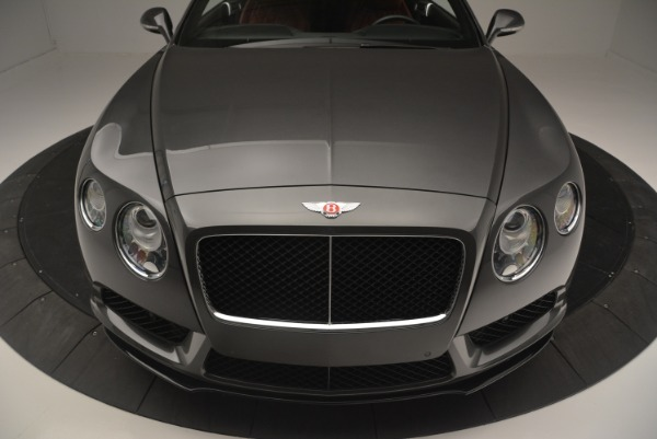 Used 2015 Bentley Continental GT V8 S for sale Sold at Aston Martin of Greenwich in Greenwich CT 06830 13