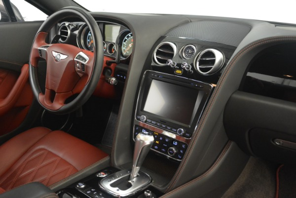 Used 2015 Bentley Continental GT V8 S for sale Sold at Aston Martin of Greenwich in Greenwich CT 06830 26