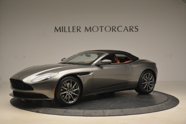 New 2019 Aston Martin DB11 Volante for sale Sold at Aston Martin of Greenwich in Greenwich CT 06830 14
