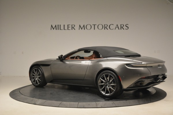 New 2019 Aston Martin DB11 Volante for sale Sold at Aston Martin of Greenwich in Greenwich CT 06830 16
