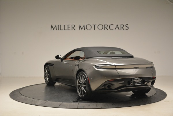 New 2019 Aston Martin DB11 Volante for sale Sold at Aston Martin of Greenwich in Greenwich CT 06830 17