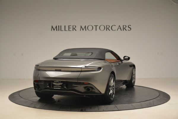 New 2019 Aston Martin DB11 Volante for sale Sold at Aston Martin of Greenwich in Greenwich CT 06830 19