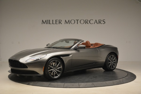 New 2019 Aston Martin DB11 Volante for sale Sold at Aston Martin of Greenwich in Greenwich CT 06830 2