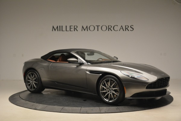 New 2019 Aston Martin DB11 Volante for sale Sold at Aston Martin of Greenwich in Greenwich CT 06830 22