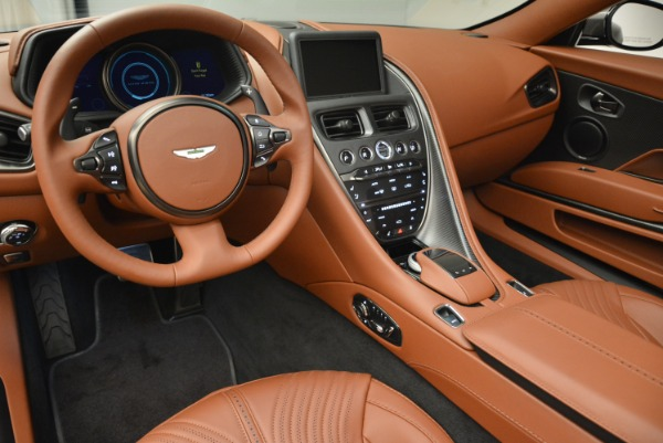 New 2019 Aston Martin DB11 Volante for sale Sold at Aston Martin of Greenwich in Greenwich CT 06830 26