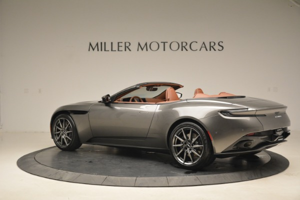 New 2019 Aston Martin DB11 Volante for sale Sold at Aston Martin of Greenwich in Greenwich CT 06830 4