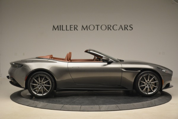 New 2019 Aston Martin DB11 Volante for sale Sold at Aston Martin of Greenwich in Greenwich CT 06830 9