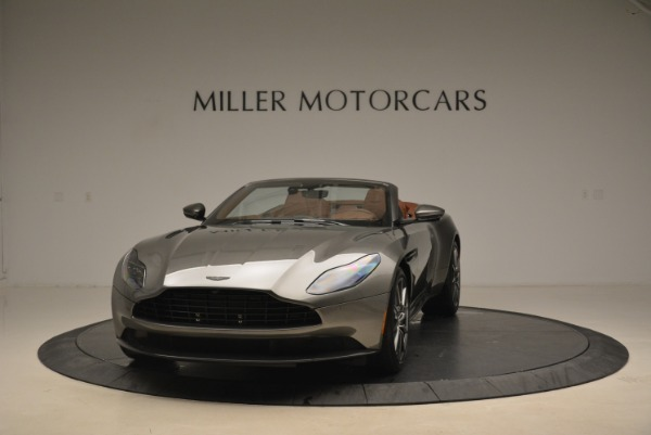New 2019 Aston Martin DB11 Volante for sale Sold at Aston Martin of Greenwich in Greenwich CT 06830 1