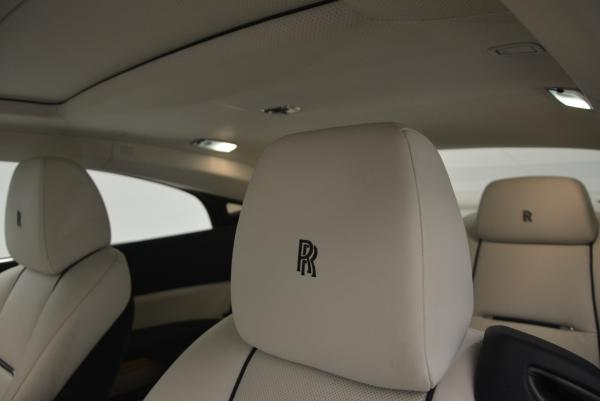 New 2016 Rolls-Royce Wraith for sale Sold at Aston Martin of Greenwich in Greenwich CT 06830 18