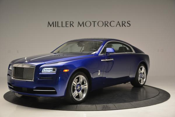 New 2016 Rolls-Royce Wraith for sale Sold at Aston Martin of Greenwich in Greenwich CT 06830 2
