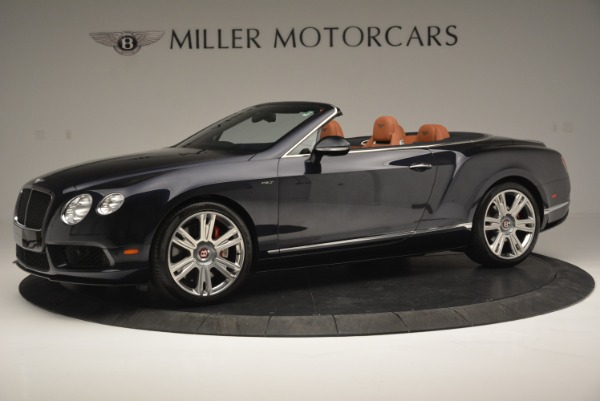 Used 2015 Bentley Continental GT V8 S for sale Sold at Aston Martin of Greenwich in Greenwich CT 06830 2