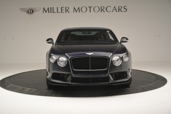 Used 2015 Bentley Continental GT V8 S for sale Sold at Aston Martin of Greenwich in Greenwich CT 06830 20