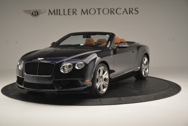 Used 2015 Bentley Continental GT V8 S for sale Sold at Aston Martin of Greenwich in Greenwich CT 06830 1