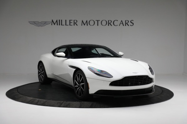 New 2018 Aston Martin DB11 V8 Coupe for sale Sold at Aston Martin of Greenwich in Greenwich CT 06830 10