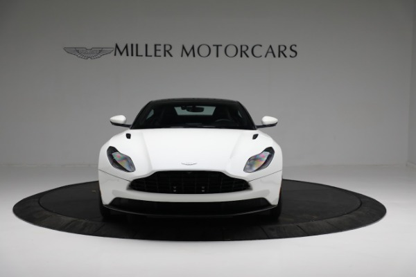 New 2018 Aston Martin DB11 V8 Coupe for sale Sold at Aston Martin of Greenwich in Greenwich CT 06830 11