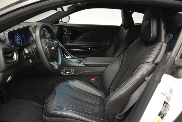 New 2018 Aston Martin DB11 V8 Coupe for sale Sold at Aston Martin of Greenwich in Greenwich CT 06830 12