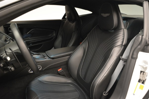 New 2018 Aston Martin DB11 V8 Coupe for sale Sold at Aston Martin of Greenwich in Greenwich CT 06830 14