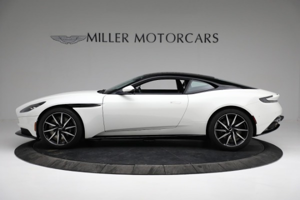 New 2018 Aston Martin DB11 V8 Coupe for sale Sold at Aston Martin of Greenwich in Greenwich CT 06830 2