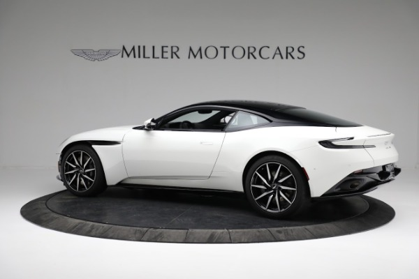 New 2018 Aston Martin DB11 V8 Coupe for sale Sold at Aston Martin of Greenwich in Greenwich CT 06830 3