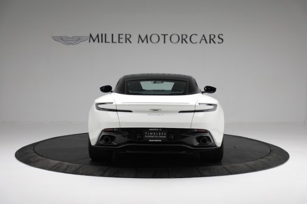 New 2018 Aston Martin DB11 V8 Coupe for sale Sold at Aston Martin of Greenwich in Greenwich CT 06830 5
